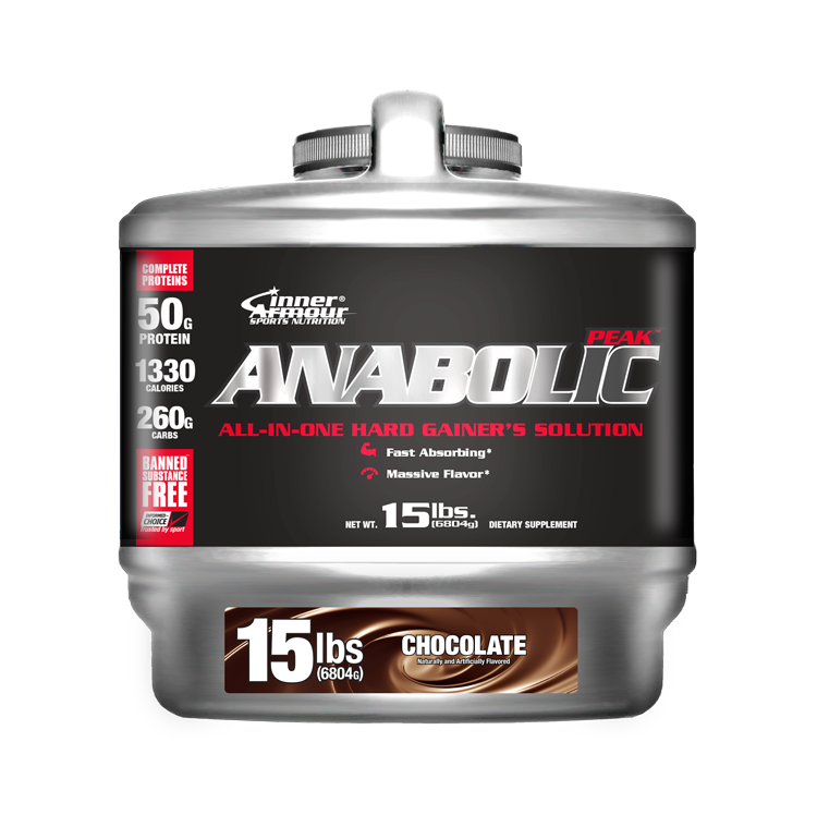inner armour anabolic peak gainer india