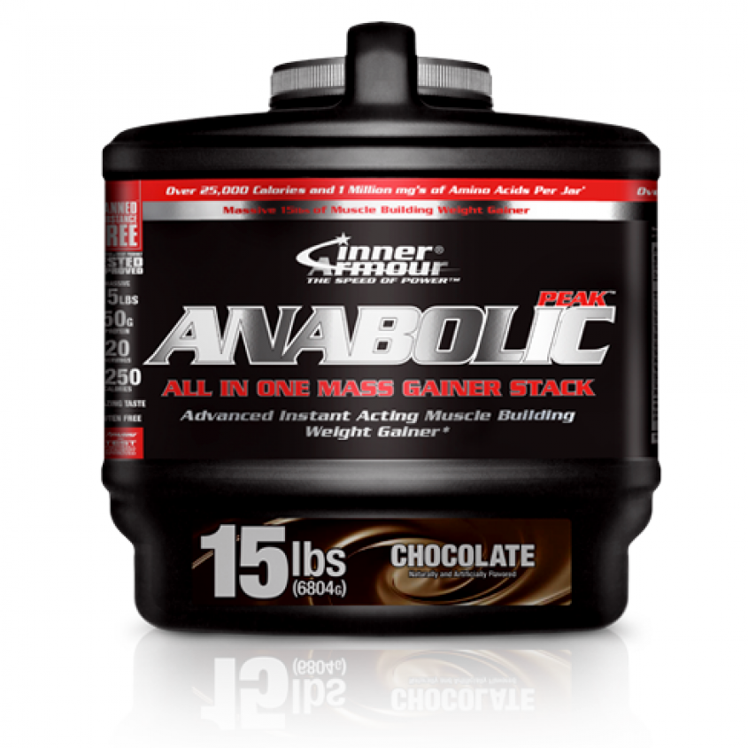 anabolic-peak weight gainer 6.8kg by inner armour