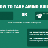 HOW TO TAKE AMINO BUILD