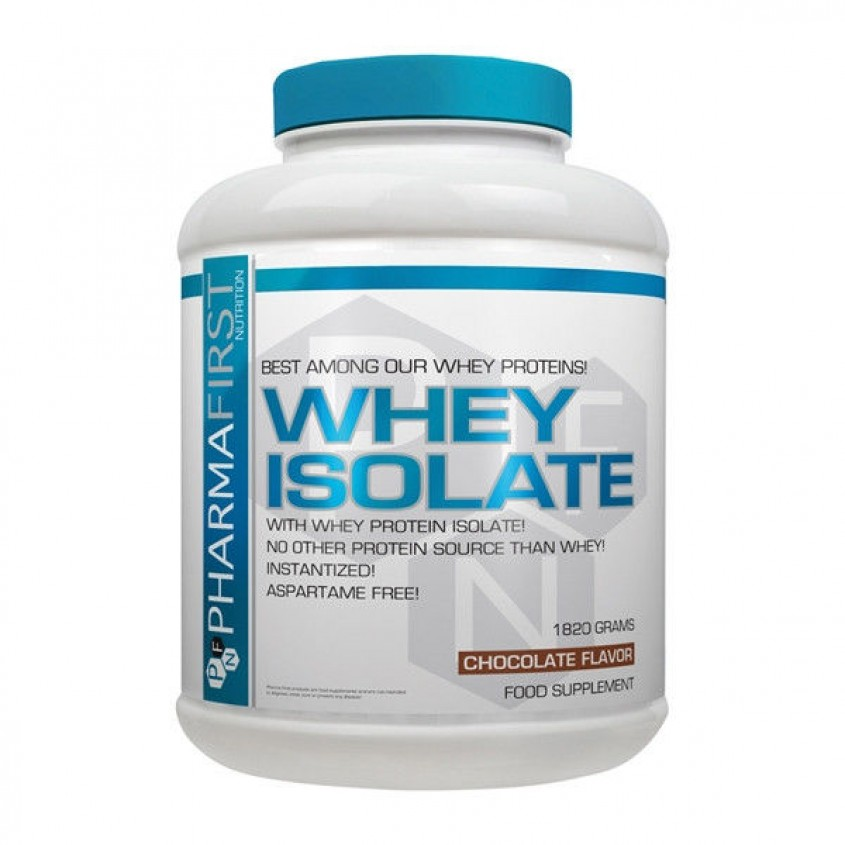 whey isolate 1820g