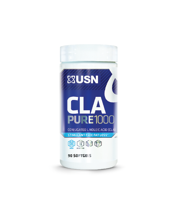 Sport nutrition | USN® CLA Pure 1000 (90 Softgels)