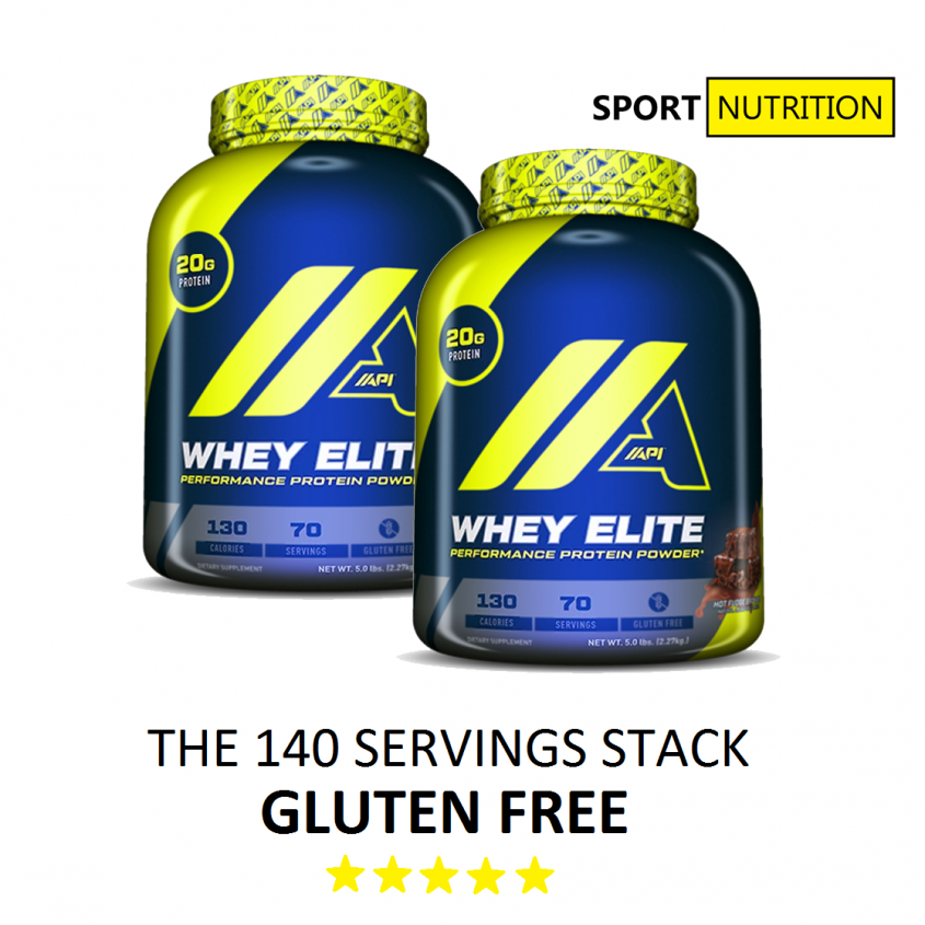 WHEY ELITE TWO